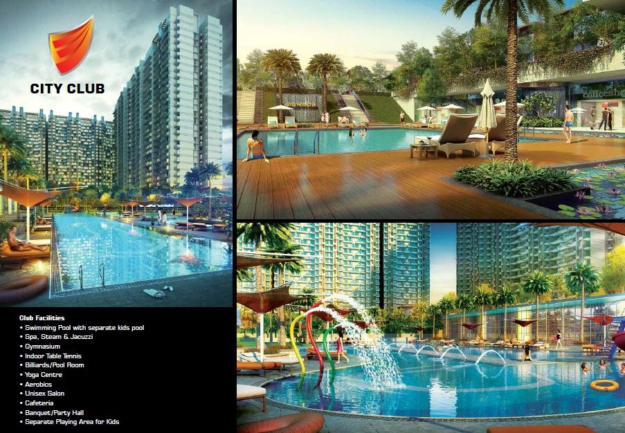 ajnara olive greens amenities features7