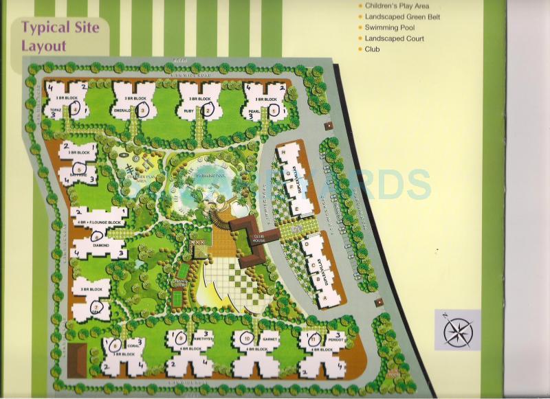 amrapali grand master plan image1