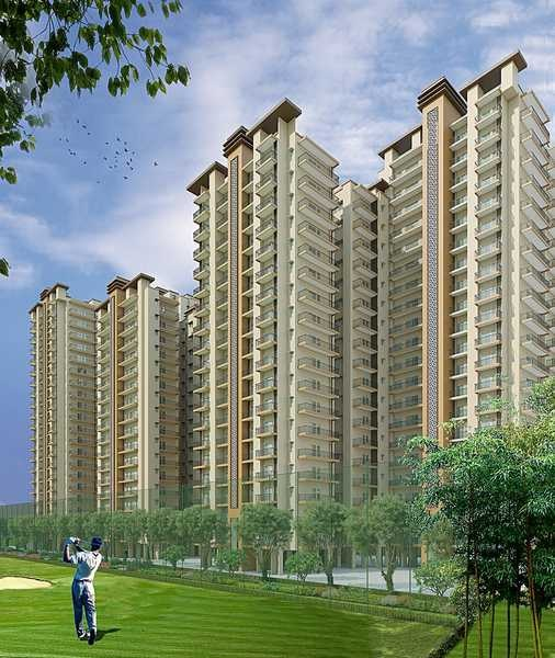 antriksh golf city project amenities features1