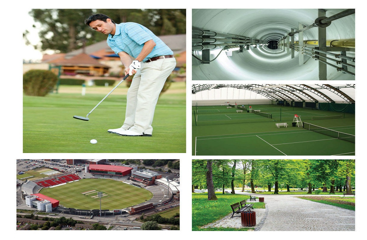 antriksh the golf address project amenities features1