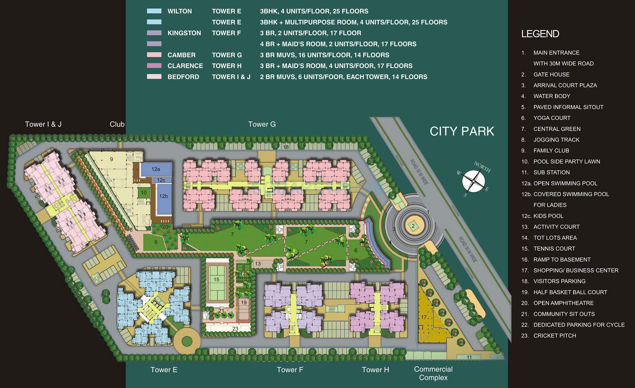assotech windsor court master plan image1