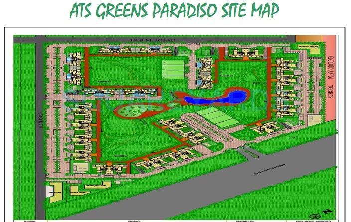 ats paradiso master plan image1