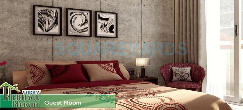 bsb vaibhav heritage height apartment interiors1