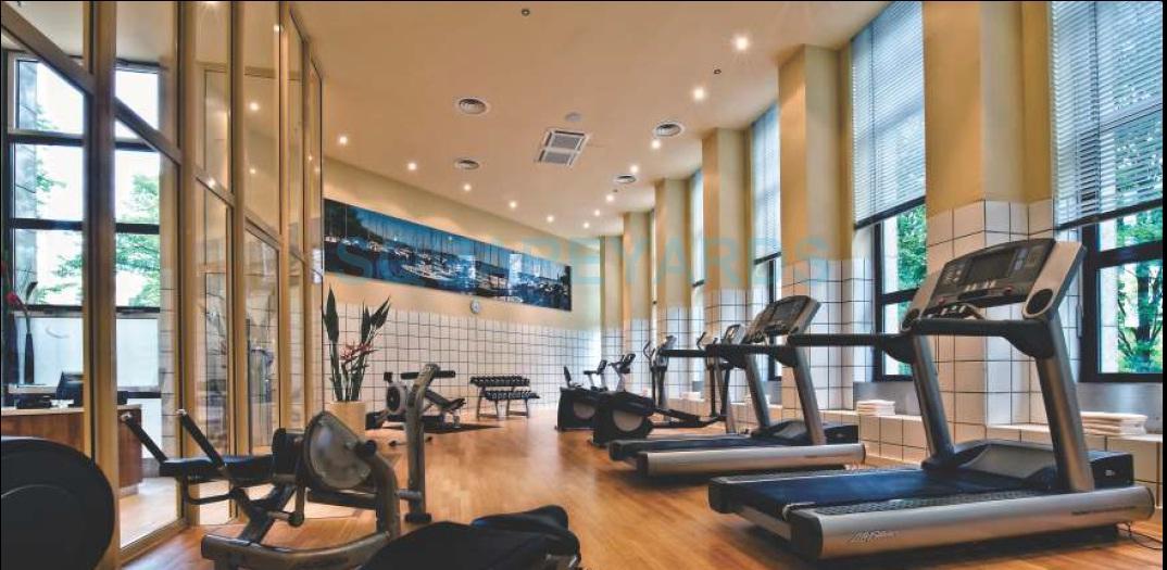 earthcon casa royale gymnasium image1