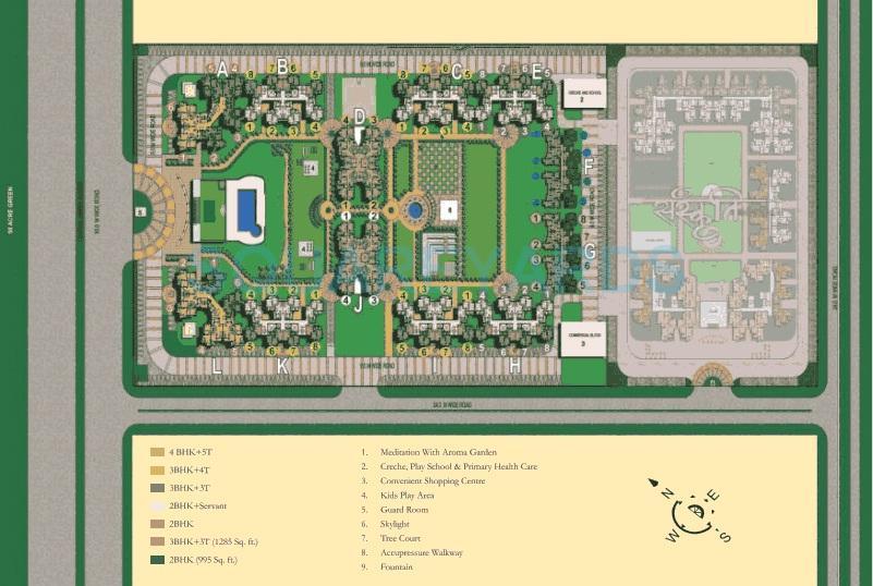 earthcon casa royale master plan image1