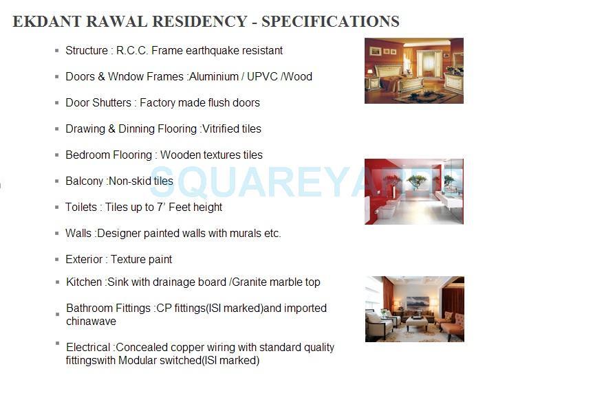 ekdant rawal residency specification1