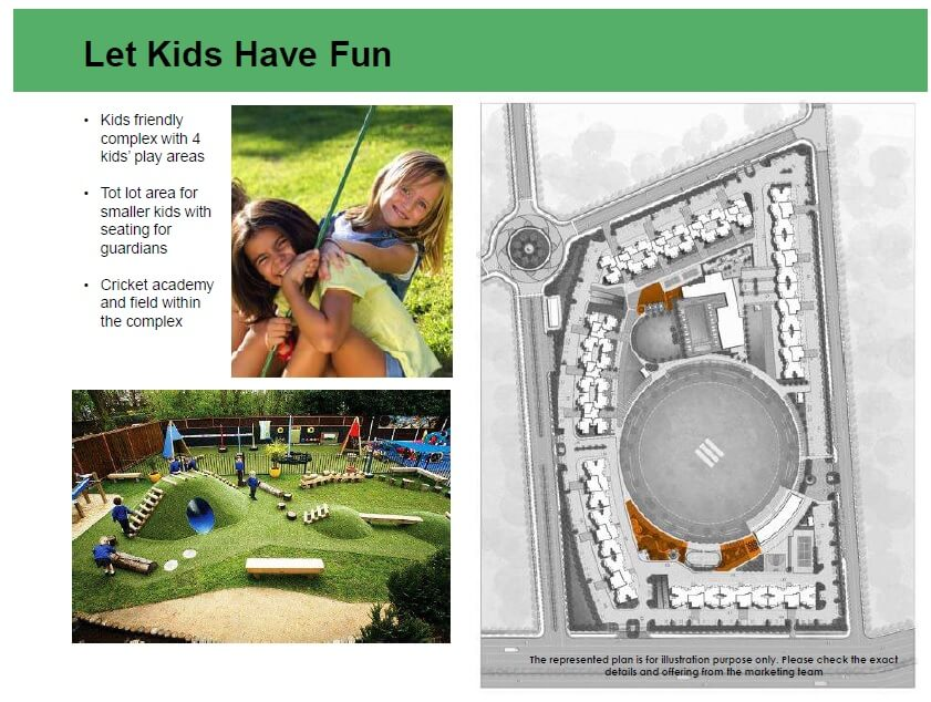 eldeco live by the greens amenities features4