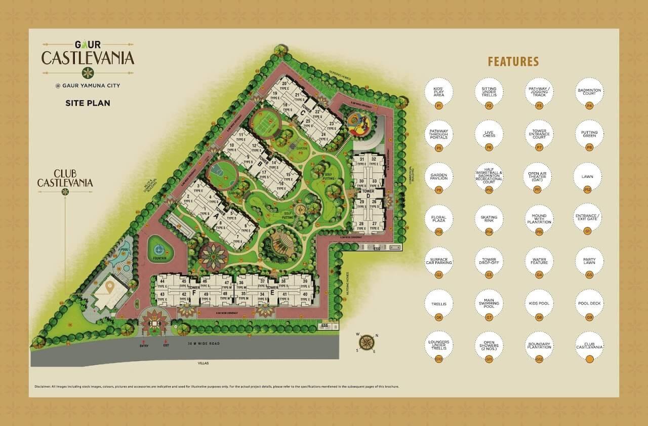 gaur castlevania master plan image5