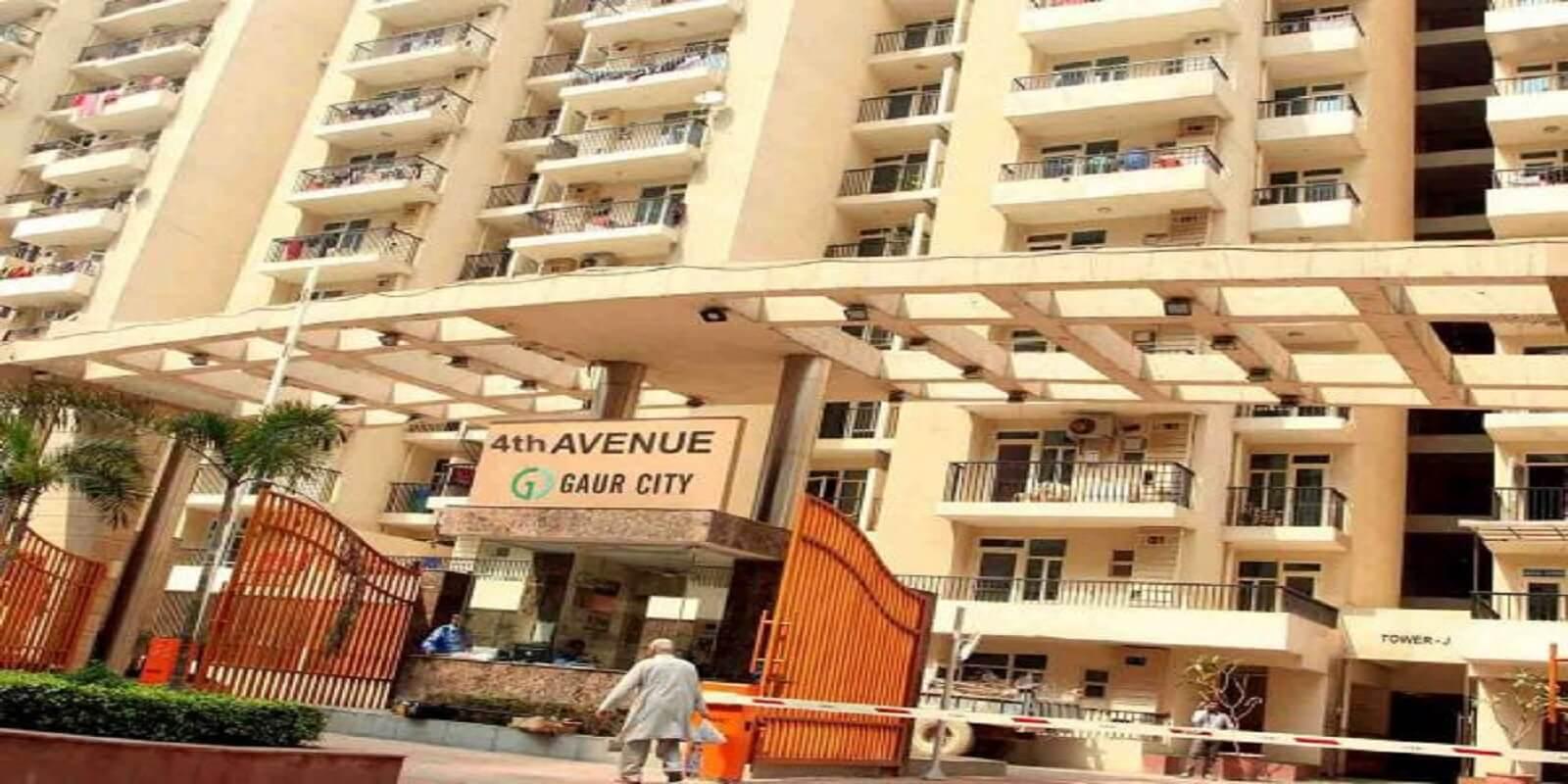 gaur city 4th avenue project large image1