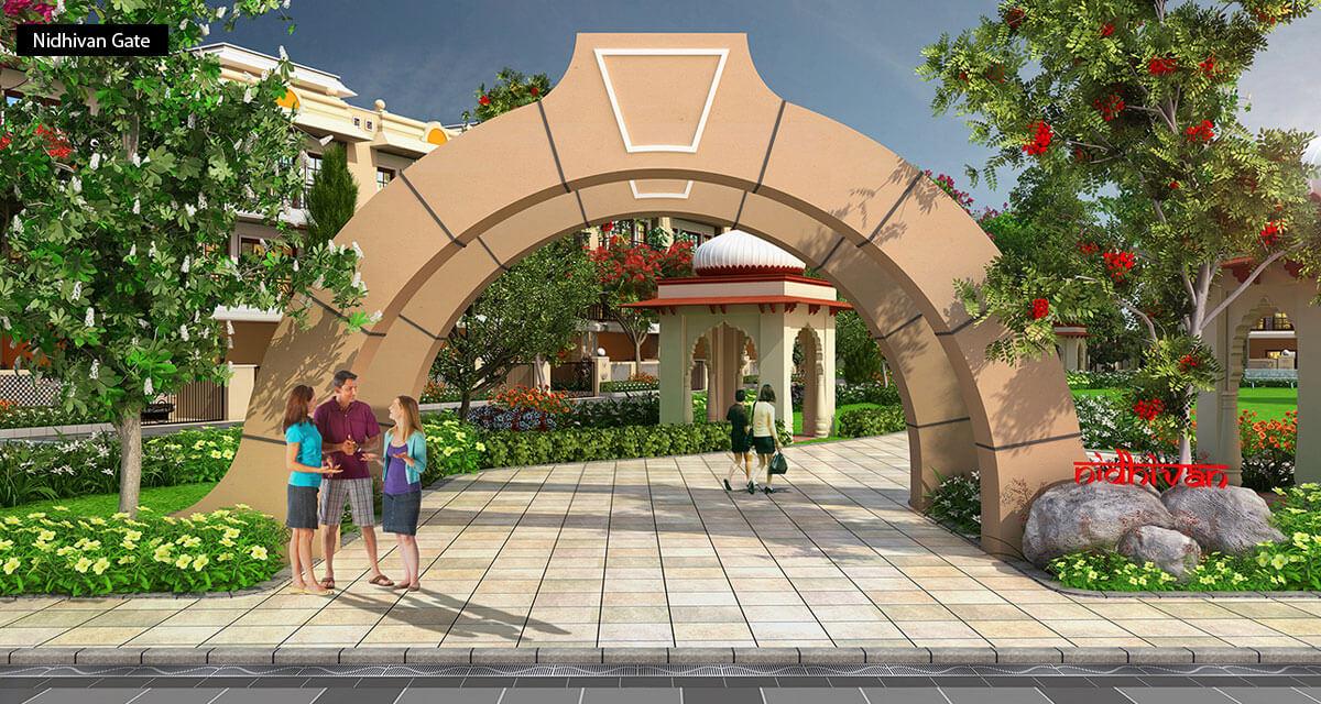 gaur krishnvilas amenities features2