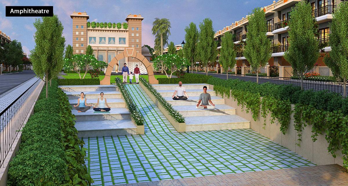 gaur krishnvilas amenities features4