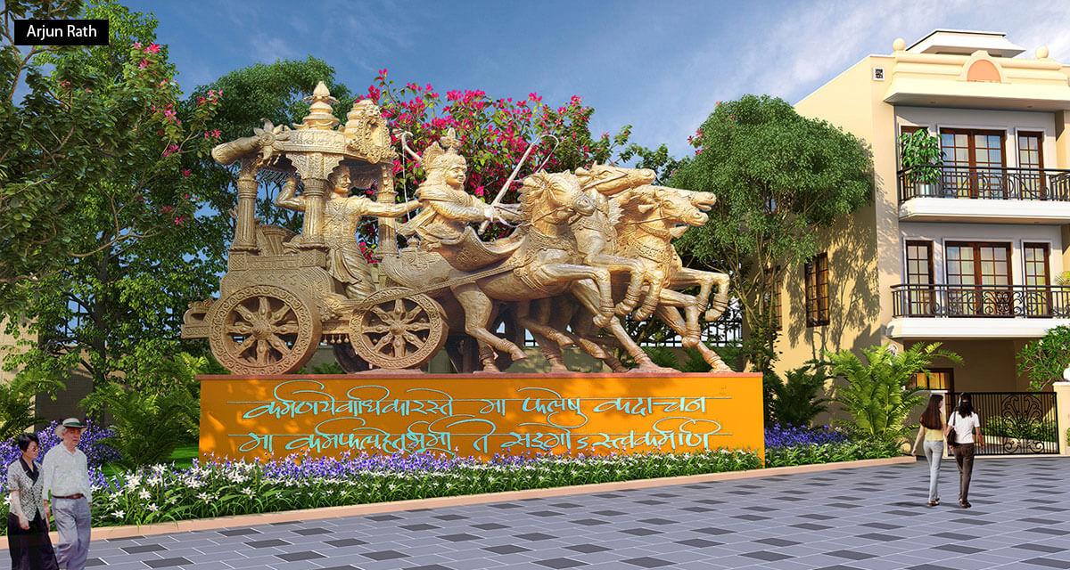 gaur krishnvilas amenities features5