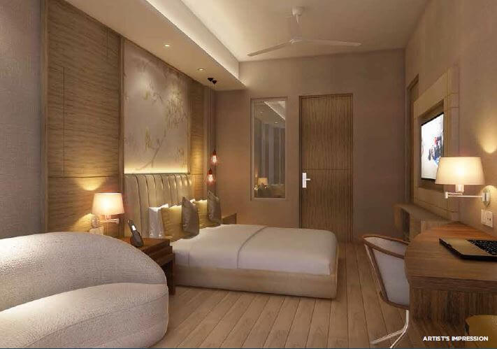 gaur runway suits apartment interiors1