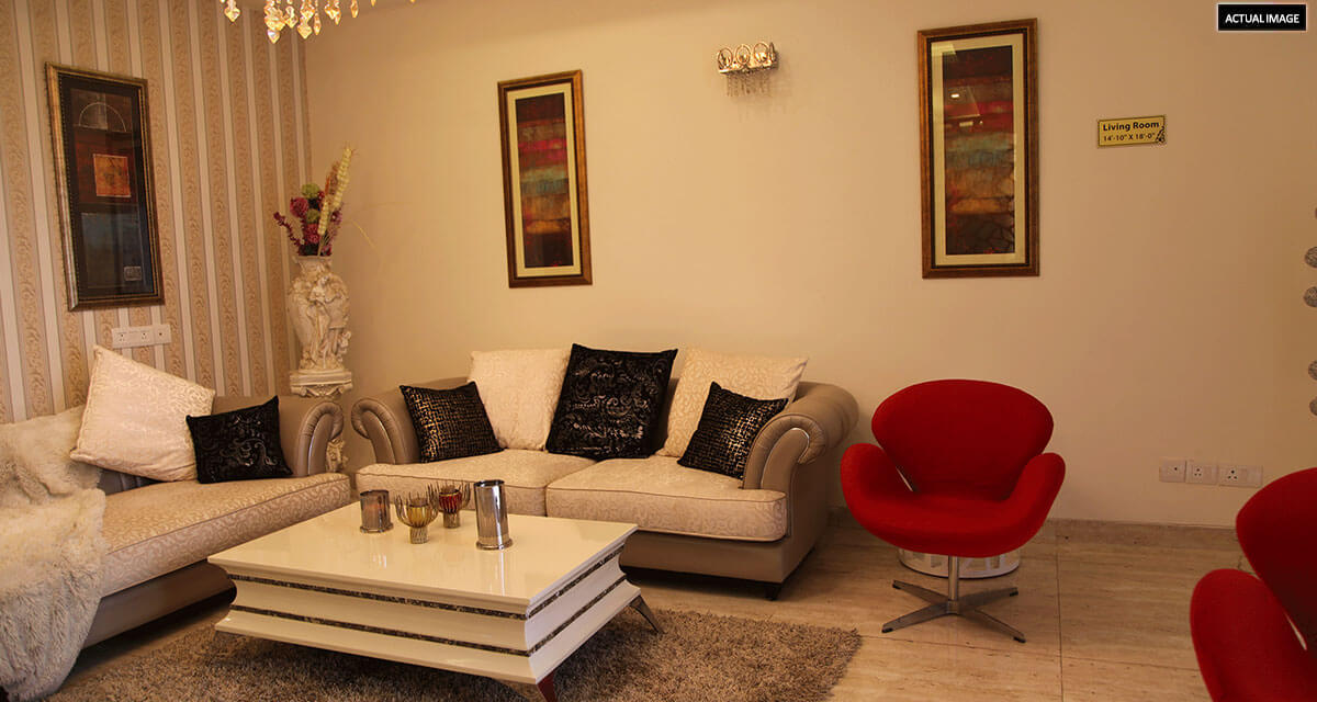 gaur yamuna city 2nd park view apartment interiors3