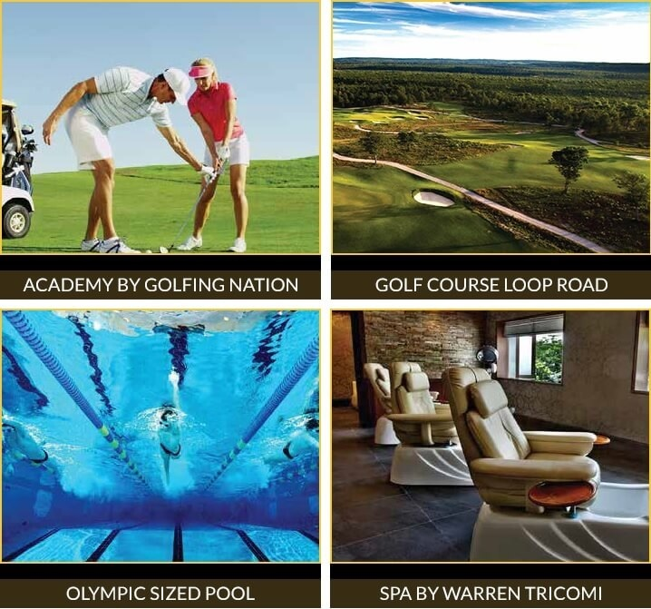 godrej golf links crest amenities features8