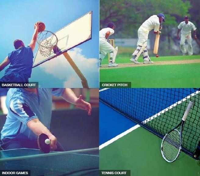 godrej nest sports facilities image6