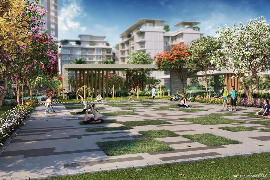 godrej palm retreat amenities features11