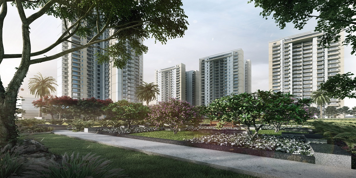 godrej solitaire project tower view2