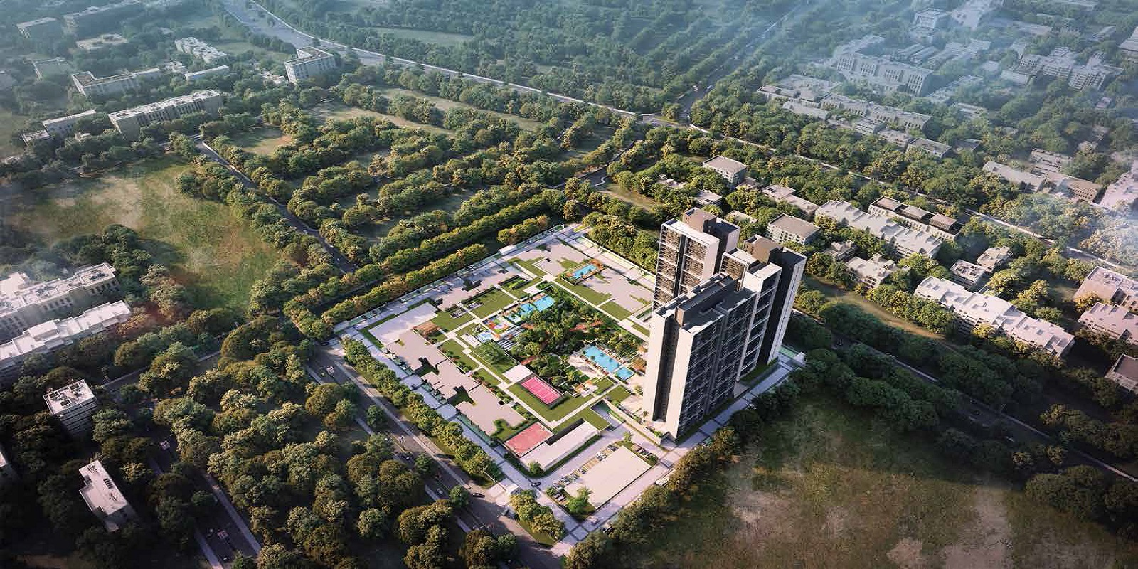 godrej woods project project large image1