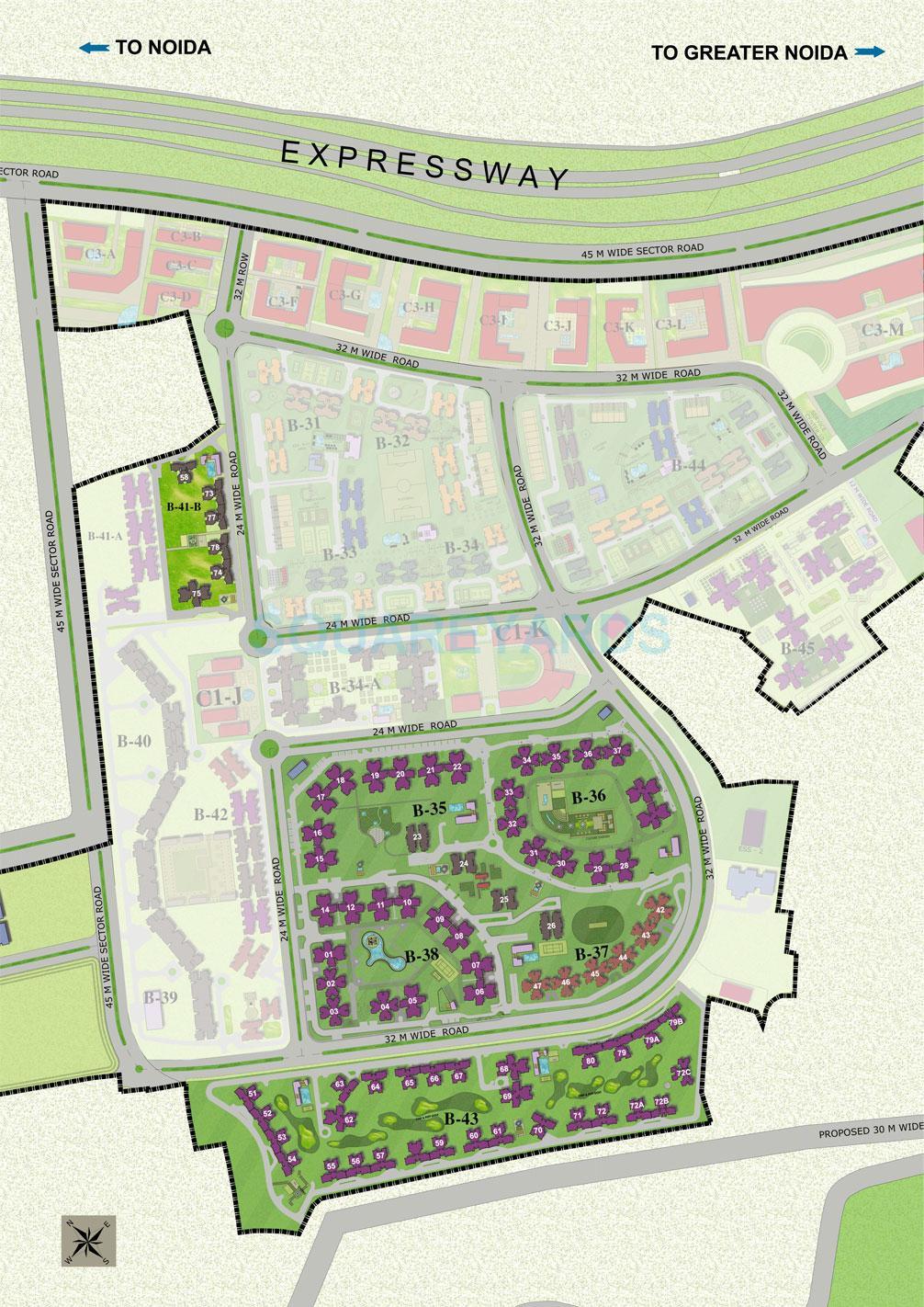 master-plan-image-Picture-jaypee-greens-kosmos-2788611