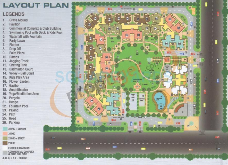 jupiter commander tower master plan image1