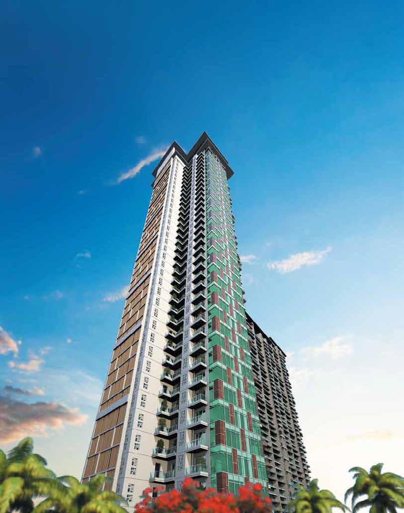 mahagun manorial project tower view1