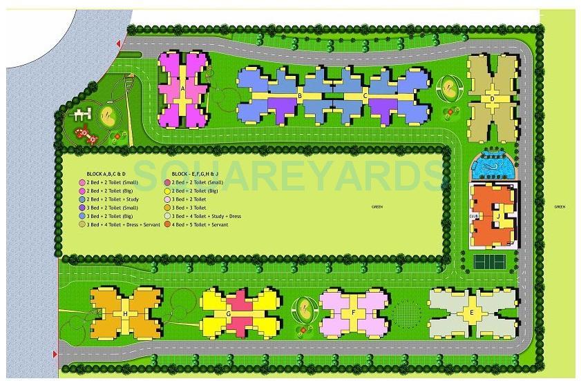 maxblis grand wellington master plan image1