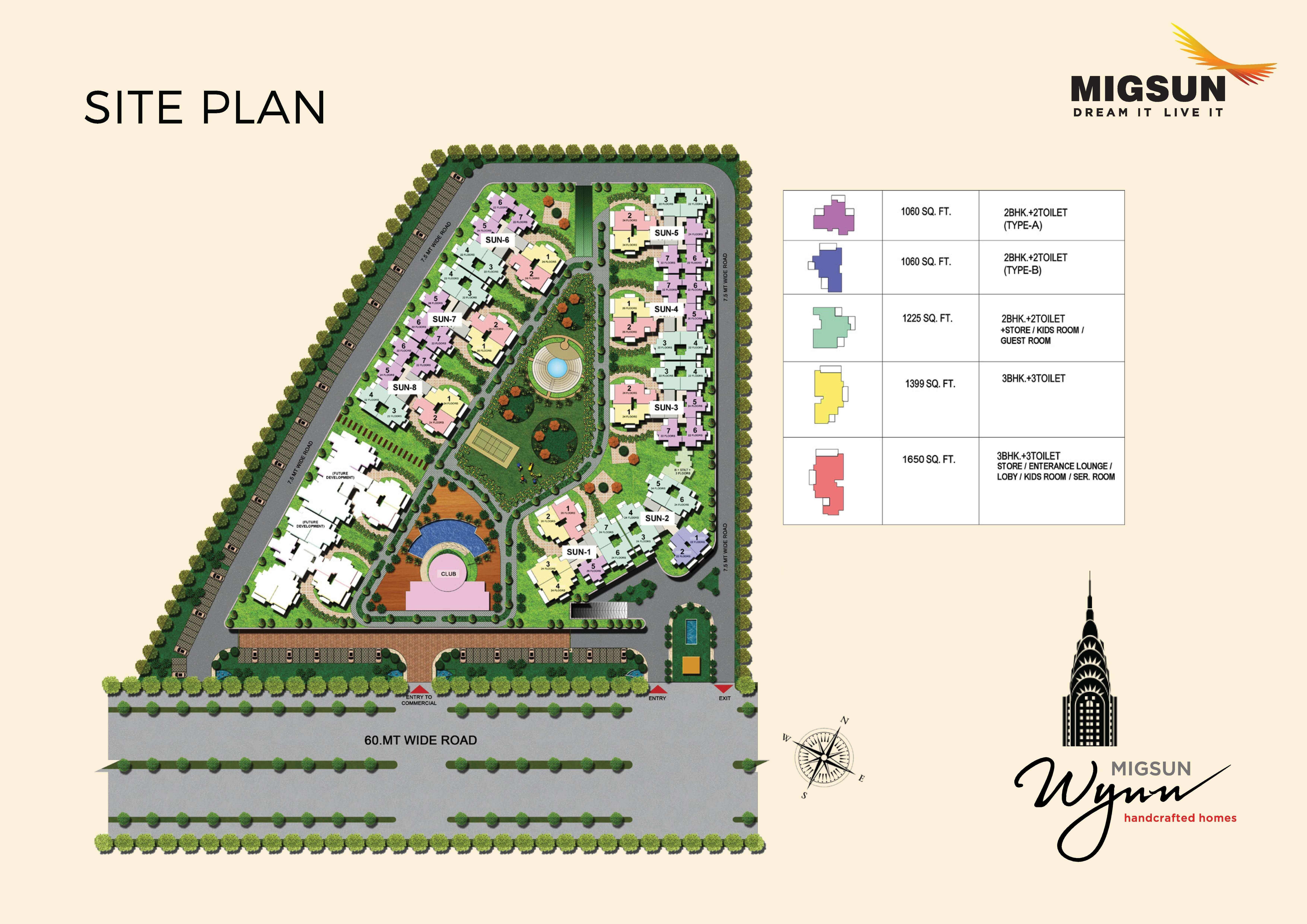 migsun twinz master plan image1