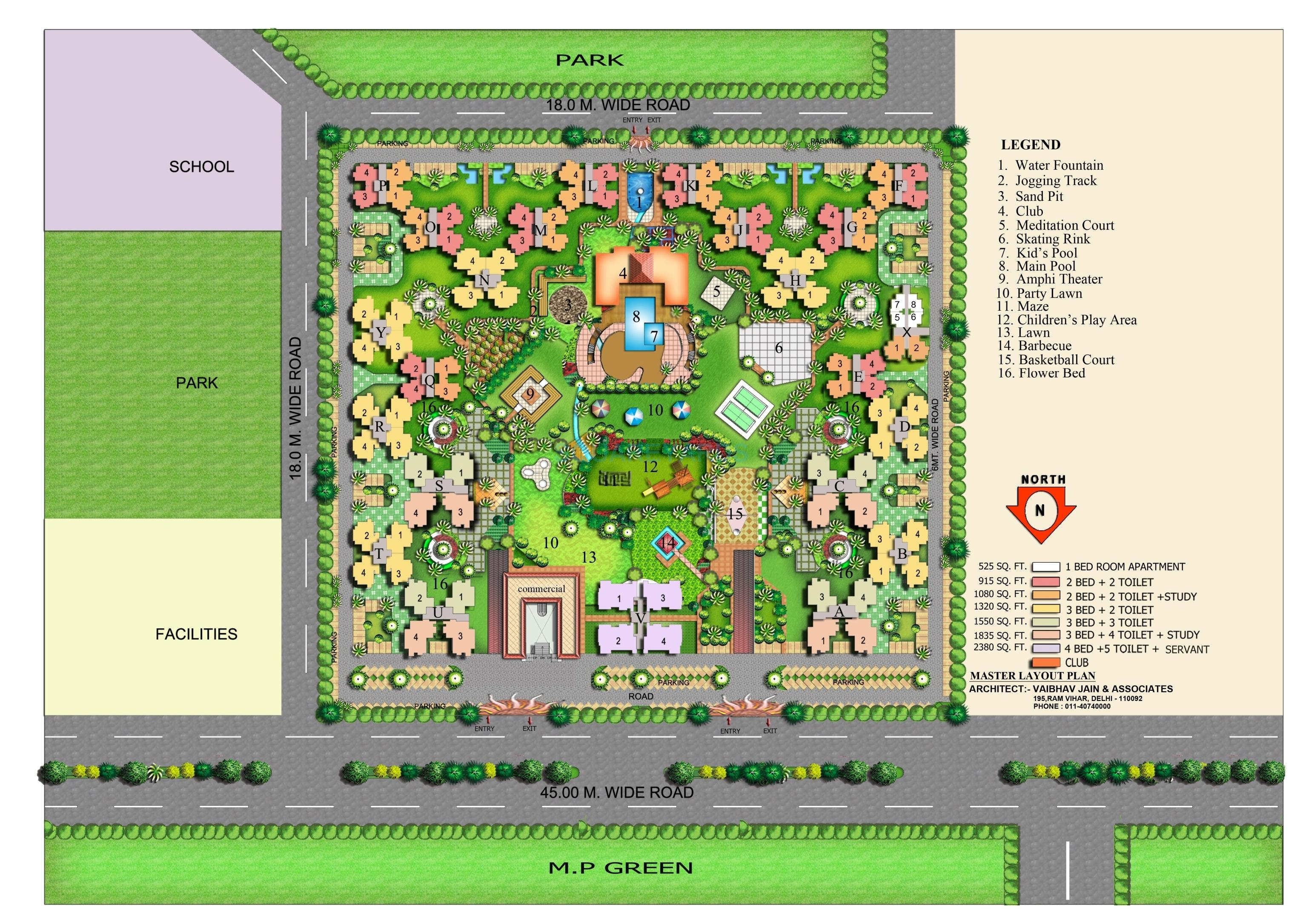 nimbus the hyde park master plan image1