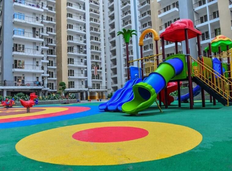 panchsheel greens ii amenities features1