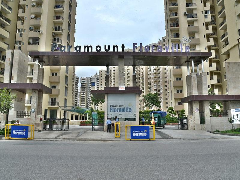 paramount floraville entrance view10