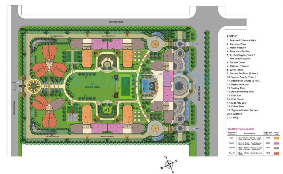 prateek stylome master plan image1