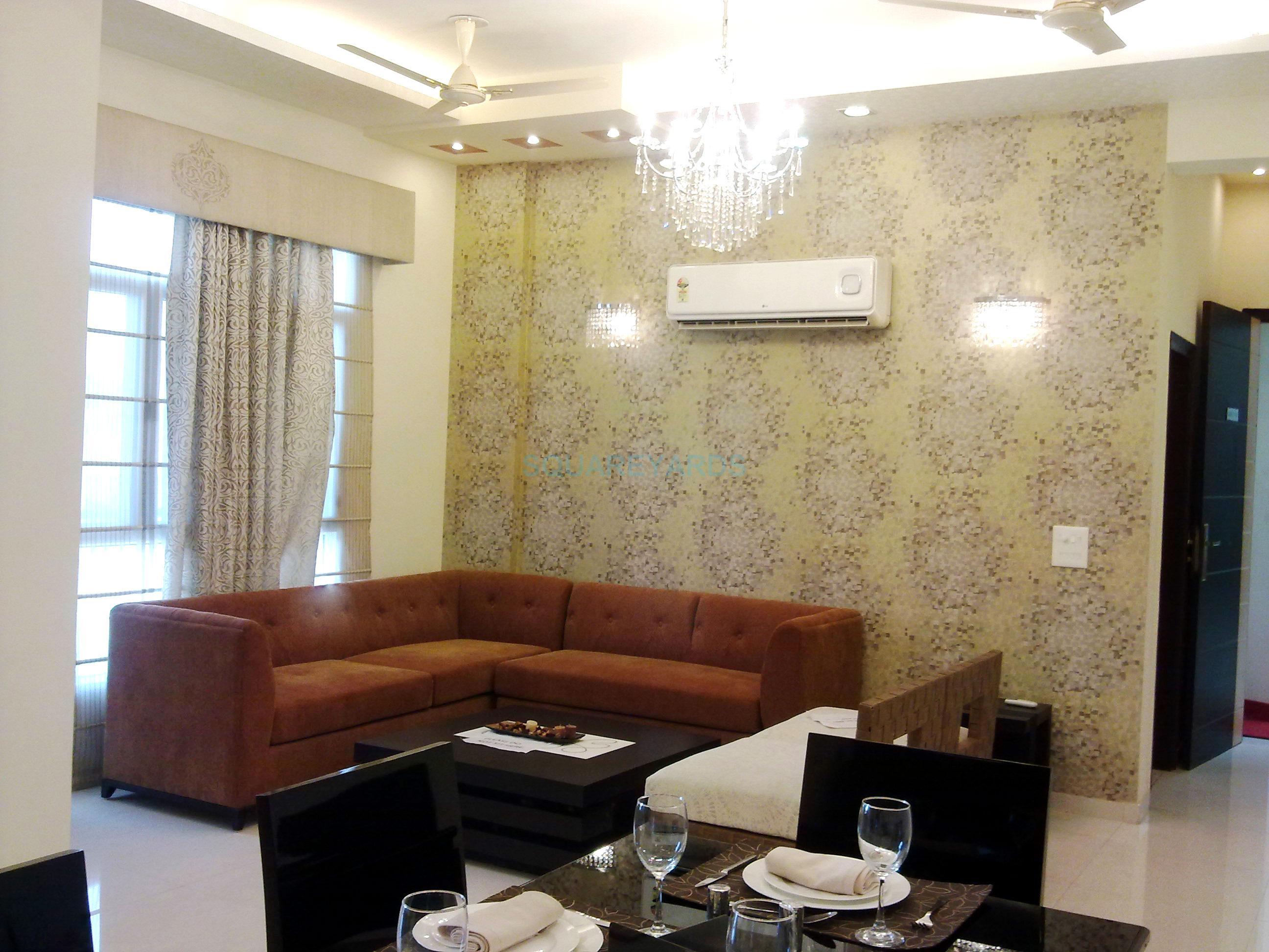 prateek wisteria apartment interiors1