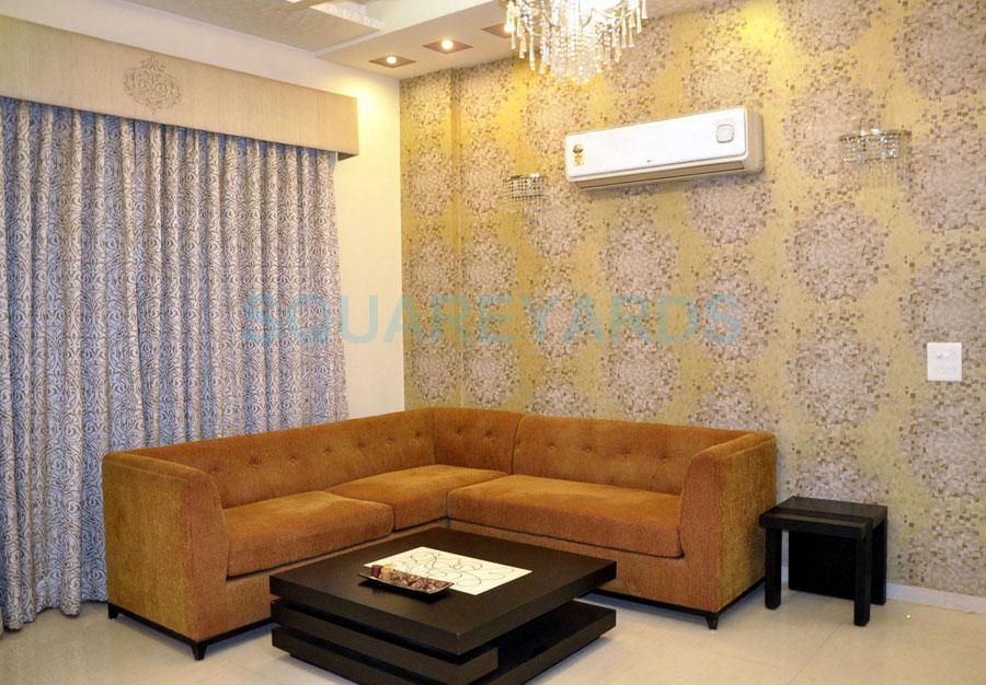 prateek wisteria apartment interiors4
