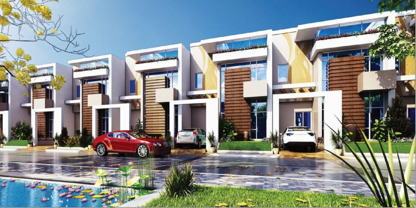 premia corporate city power villas project large image2
