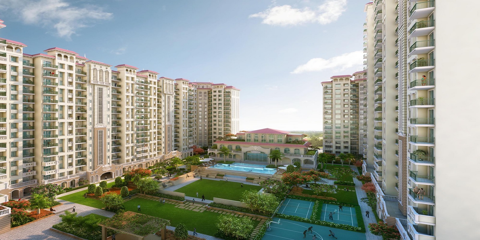 radhey krishna casa green i amenities features8