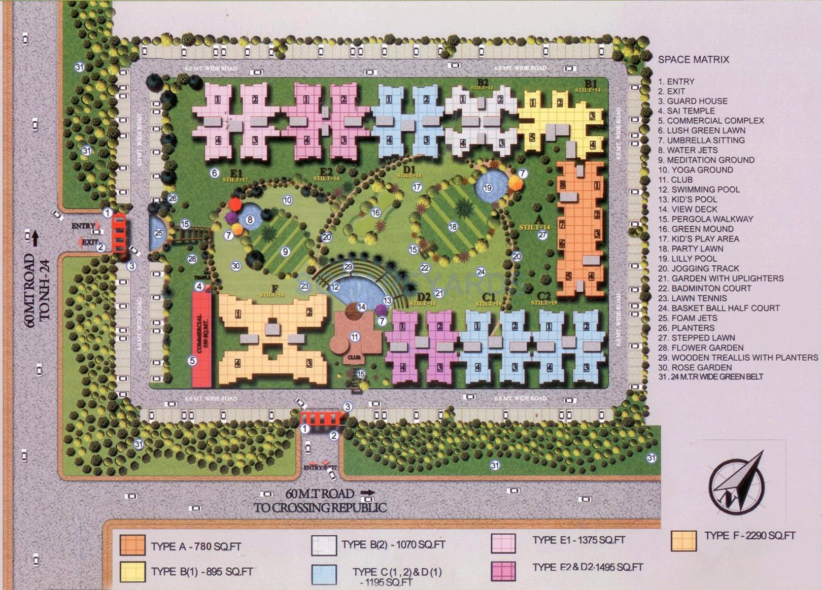 radicon vedantam master plan image1