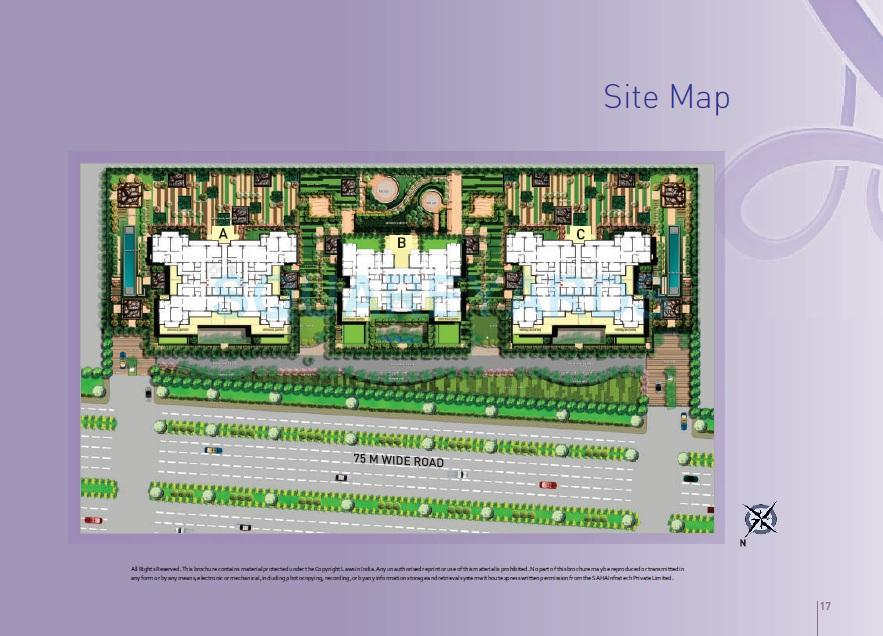 saha apex athena master plan image1