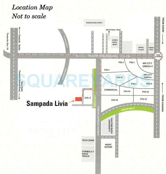 sampada livia location image1