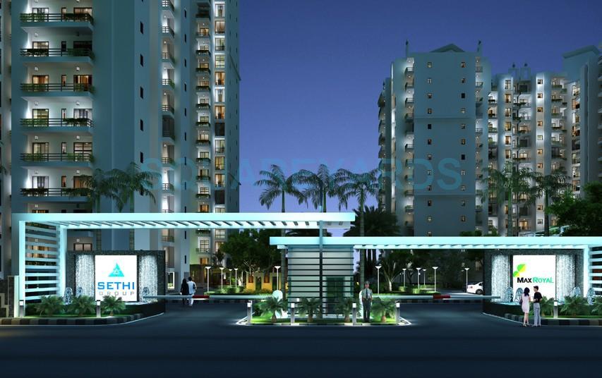 sethi max royle entrance view1