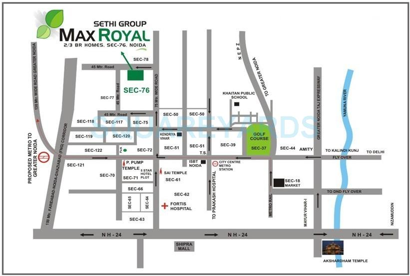 sethi max royle location image1