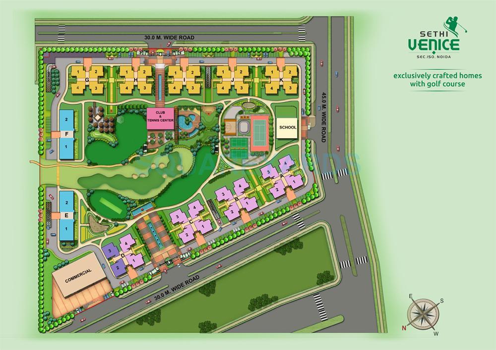 sethi venice master plan image1