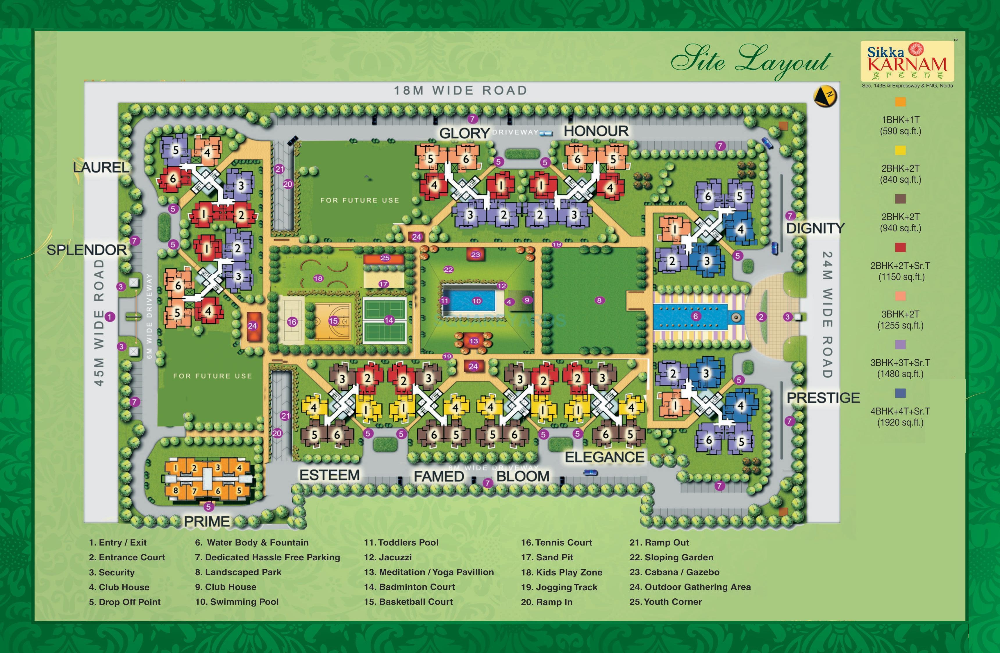 sikka karnam master plan image1
