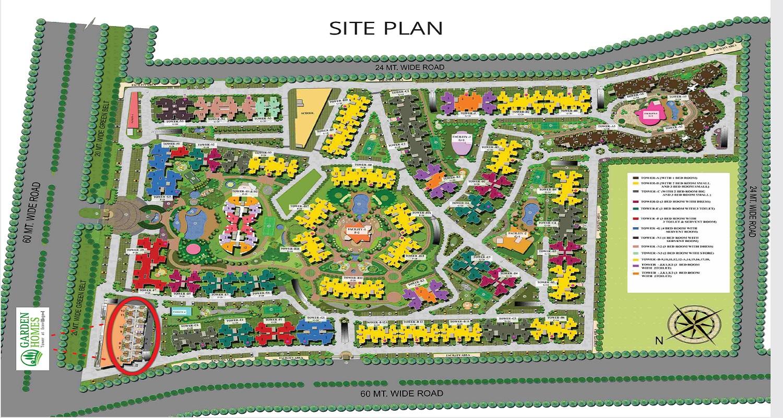 supertech garden homes master plan image5
