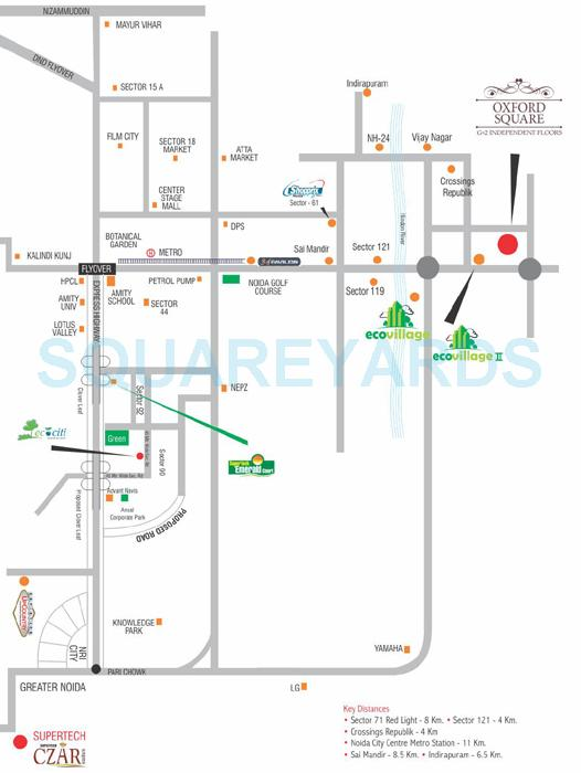 supertech oxford square location image1