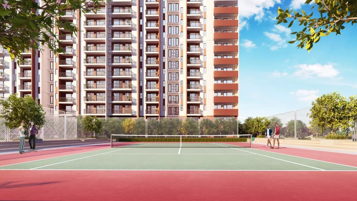 tata eureka park amenities features7