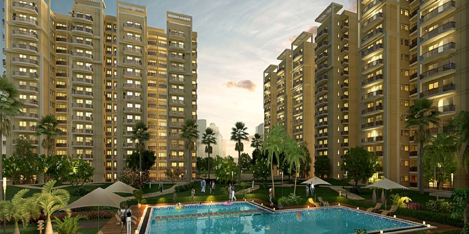 unitech exquisites noida project large image4