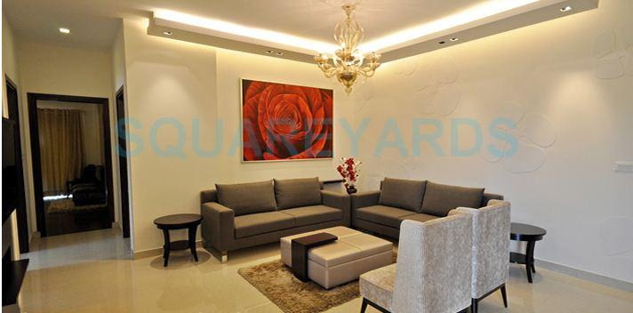 unnati fortune aranya apartment interiors2