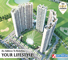 Antriksh The Golf Address, Sector 150, Noida