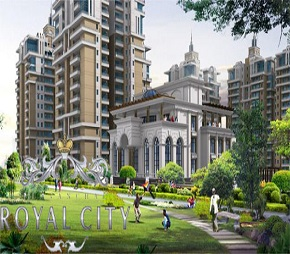 Purvanchal Royal City Flagship